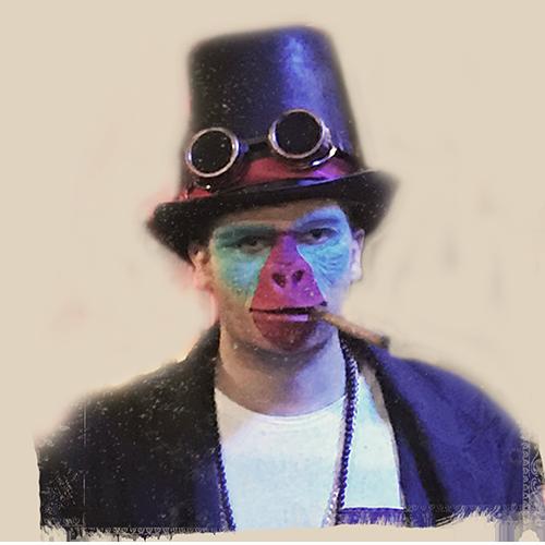 Artist Monkeybrain